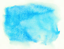Abstract blue spot background Stock Photos