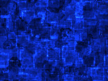 Abstract blue spots background Royalty Free Stock Images