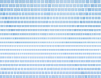 Abstract blue square pattern, pixel dots mosaic. Background royalty free illustration