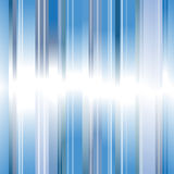 Abstract blue stripes background Stock Photos