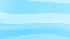 Abstract blue stripes wallpaper Royalty Free Stock Photography