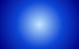 Abstract Blue Sunburst Stock Image