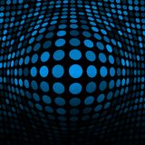 Abstract Blue Technology Background Royalty Free Stock Images