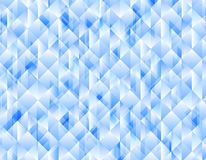 Abstract blue technology design Stock Images