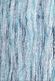 Abstract blue textile background. Royalty Free Stock Images