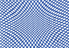 Abstract blue texture with white dots. Royalty Free Stock Image