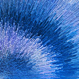 Abstract blue textured background. Stock Images