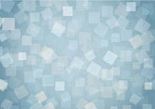 Abstract blue transparent background. Vector illutration Royalty Free Stock Image
