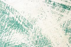 Abstract blue uneven surface painted with white paint, background, texture royalty free illustration