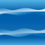 Abstract blue vector background Stock Photo