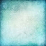 Abstract blue vector watercolor background Royalty Free Stock Photography