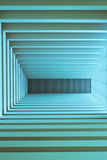 Abstract blue wall background Royalty Free Stock Photo