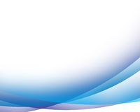Abstract blue wallpaper Stock Images