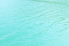 Abstract blue water. Can be used as background Royalty Free Stock Photos