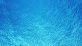 Abstract blue water ripple texture background