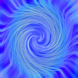 Abstract blue wave spectrum for background Stock Photo