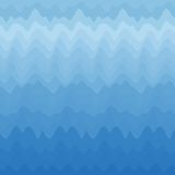 Abstract Blue Wavy Background Royalty Free Stock Photos