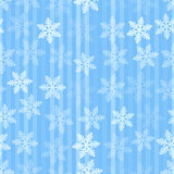 Abstract blue and white christmas seamless background Royalty Free Stock Photography