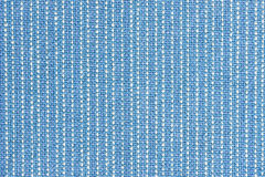 Abstract blue and white fabric background Royalty Free Stock Photo