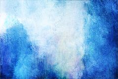 abstract blue and white  texture Stock Images