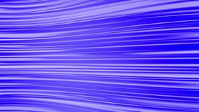Abstract blue and white wave in the slow motion stock video
