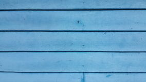 Abstract blue wooden  background Royalty Free Stock Images