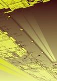 abstract blueprint background vector Stock Photos