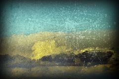 Abstract bluish sky Royalty Free Stock Photography