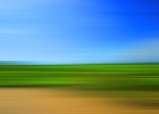 Abstract blur background. Abstract multicolored landscape with blur effect Stock Photos
