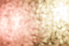 Abstract blur background looks like fireworks Stock Images