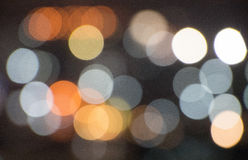 Abstract blur bokeh background. The Abstract blur bokeh background Stock Photography
