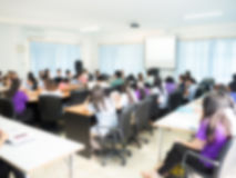 Abstract blur Business Conference Stock Photos