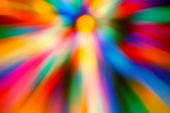 Abstract blur colorful background Stock Image