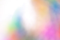 Abstract blur drinking straws Stock Photos
