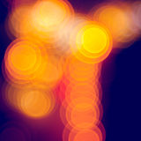 Abstract blur with highlights. Royalty Free Stock Photos