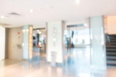 Abstract blur hotel lobby lounge Stock Photos