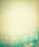 Abstract blur light on the sea and ocean background royalty free stock images