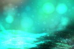 Abstract blur lights background Royalty Free Stock Photo