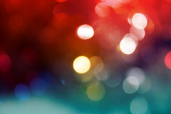 Abstract Blur Lights Background Stock Photography