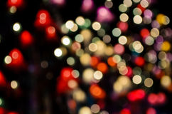Abstract blur lights Royalty Free Stock Photos