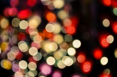 Abstract blur lights Royalty Free Stock Photo