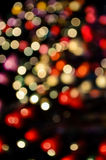 Abstract blur lights Stock Images