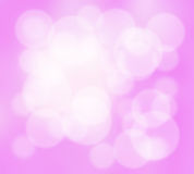 Abstract blur purple bokeh background Royalty Free Stock Image