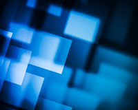 Abstract blur rectangle background stock photo
