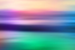 Abstract blur sunset nature background. Royalty Free Stock Photography