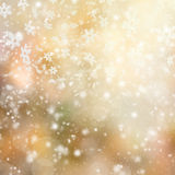 Abstract blur winter background Royalty Free Stock Photos