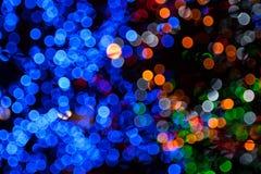 abstract blured lights Στοκ φωτογραφία με δικαίωμα ελεύθερης χρήσης