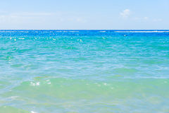 Abstract blured sea background royalty free stock photography