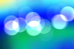 Abstract blurred background with bokeh Stock Image
