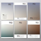 Abstract blurred background. Brochure, flyer or Royalty Free Stock Photo